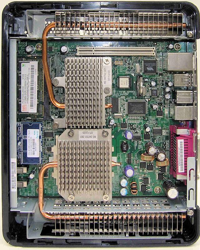 HP t5720 thin client